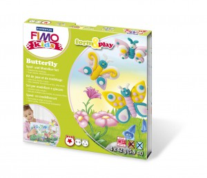 FIMO Butterfly