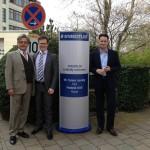 Конференция в Германии, апрель 2014